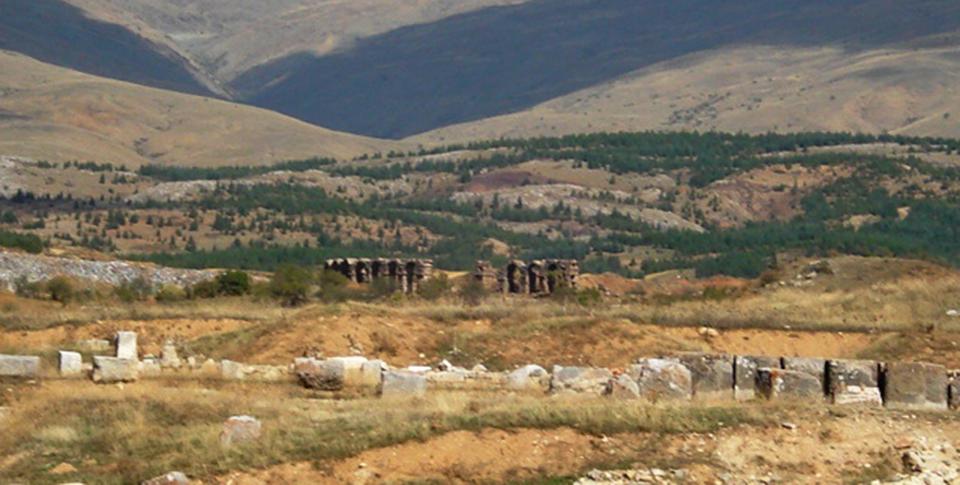 Ruins of Pisidian Antioch